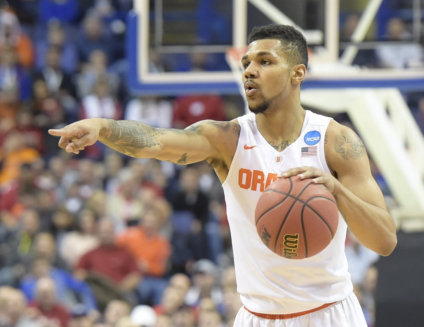 NBA Draft: Detroit Pistons Select Michael Gbinije With 49th Pick