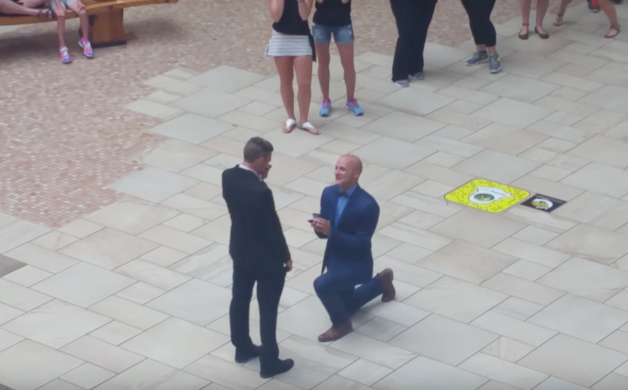CNY man proposes to boyfriend with flash mob at Destiny USA video – Destiny Usa Mall Floor Plan