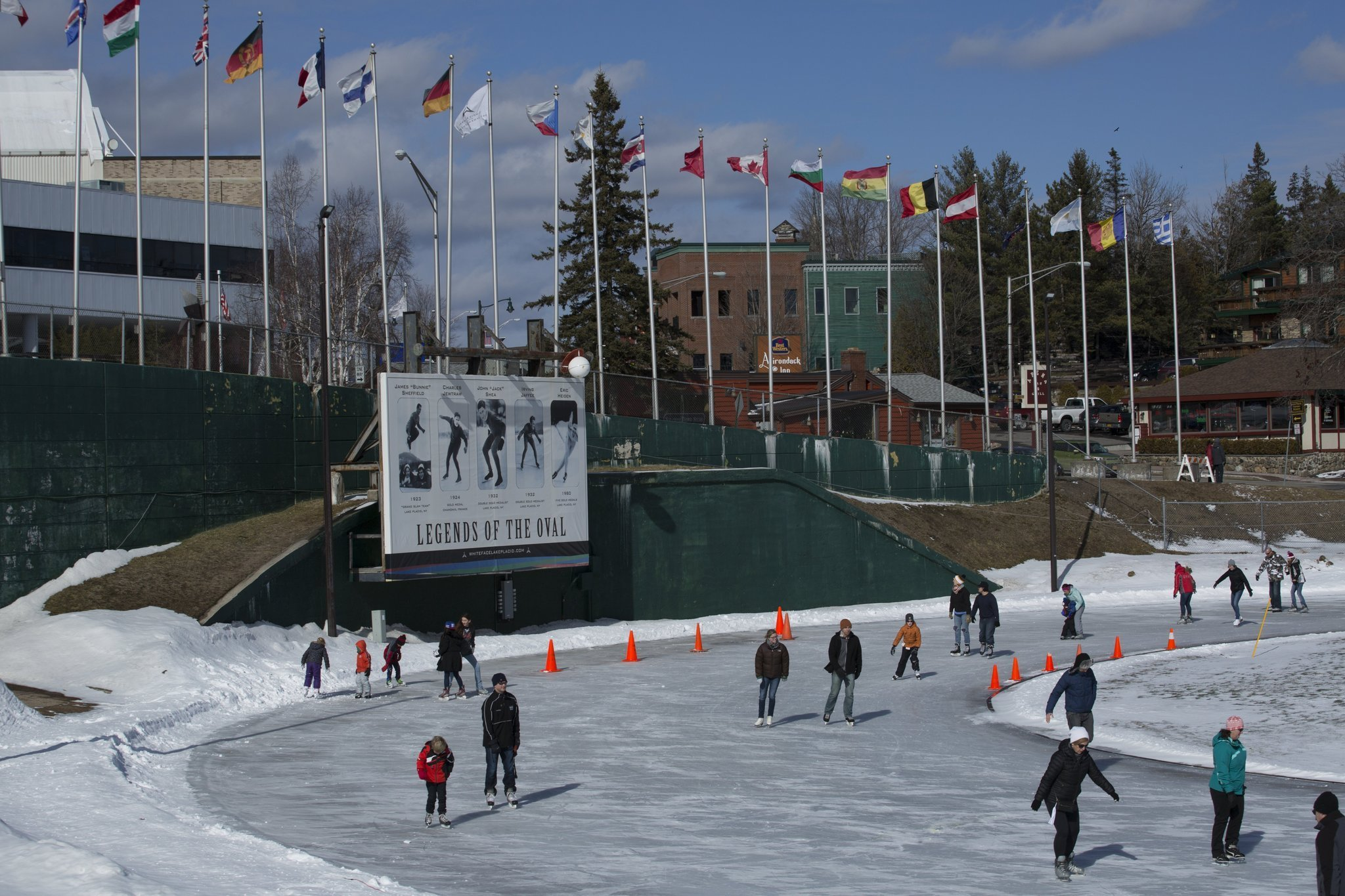 With Rio Olympics Over Lake Placid Shows How A Host City