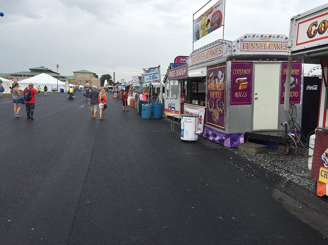 Ny State Fair 2016 Vendors On Fairgrounds Changes We Cant Make