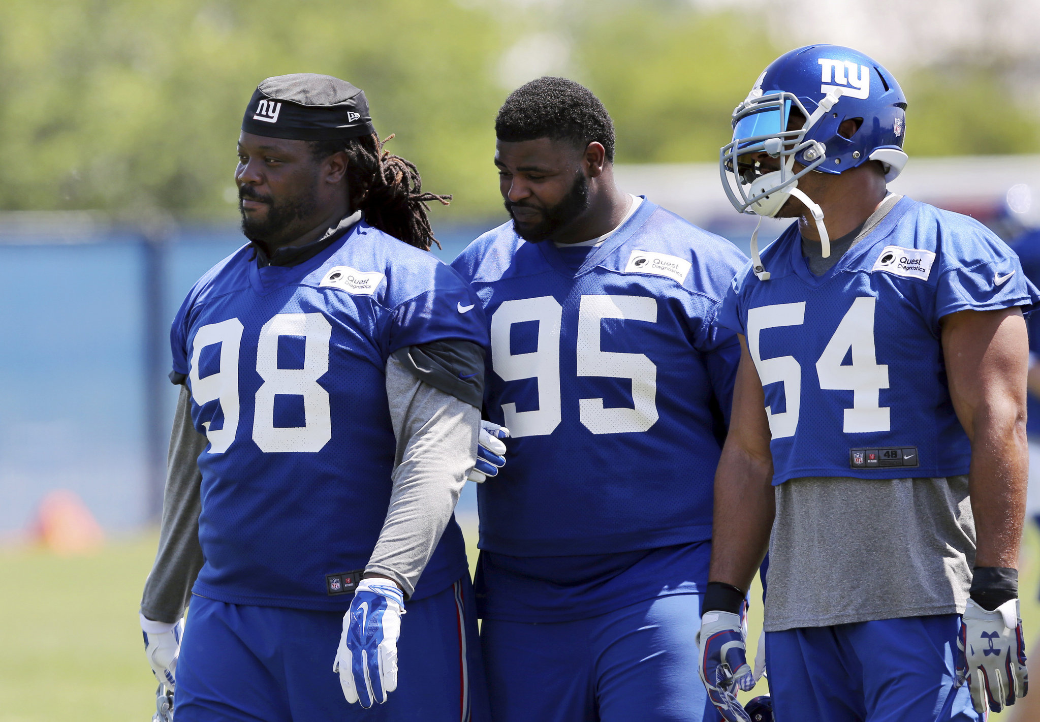 New York Giants new defense better be worth the money what they