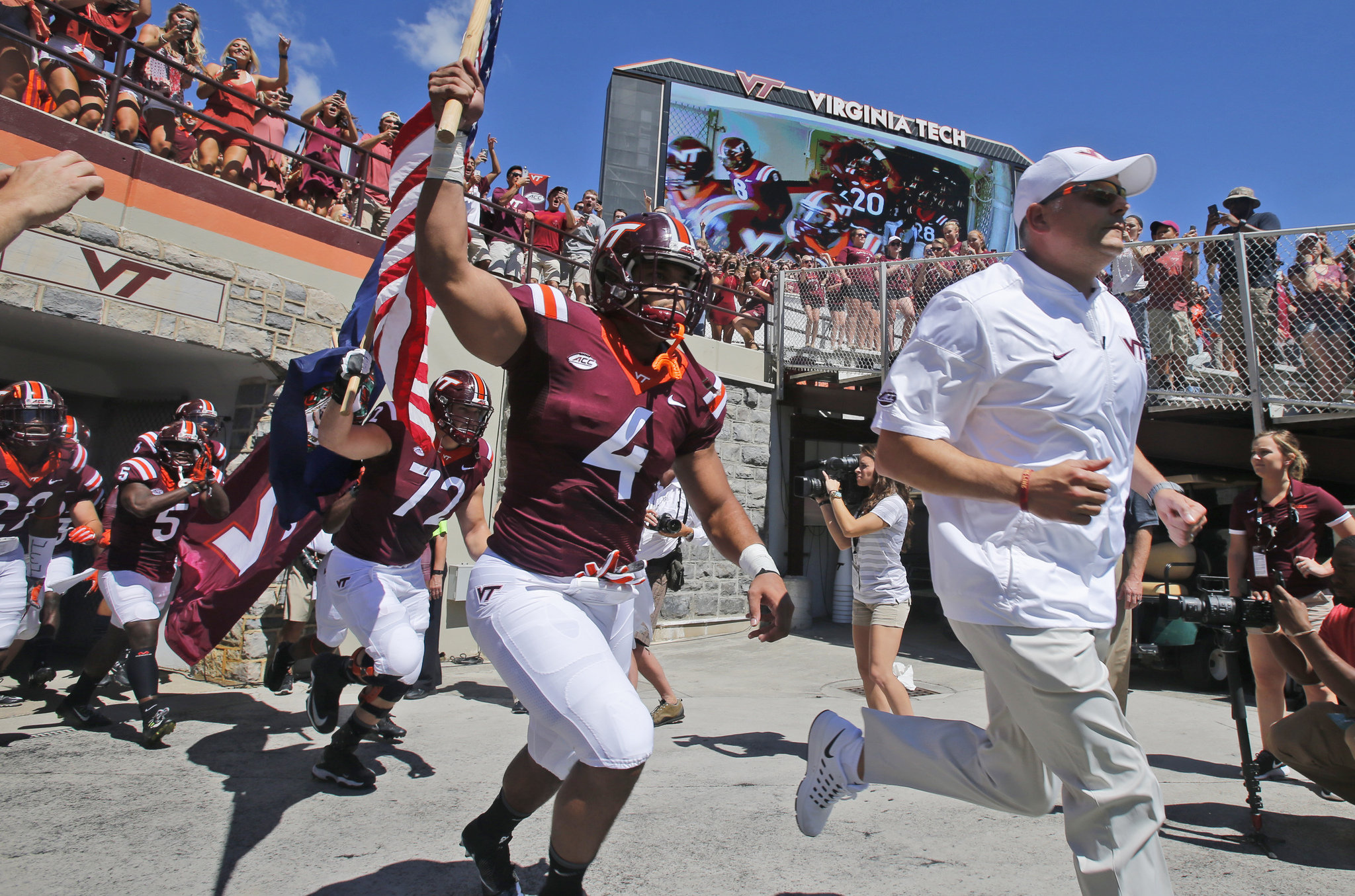 football virginia tech kickoff time set for 3 45 p m  football virginia tech kickoff time set for 3 45 p m com
