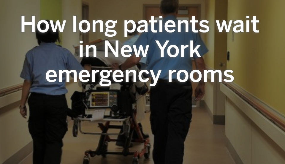 Upstate Emergency Room Wait Time