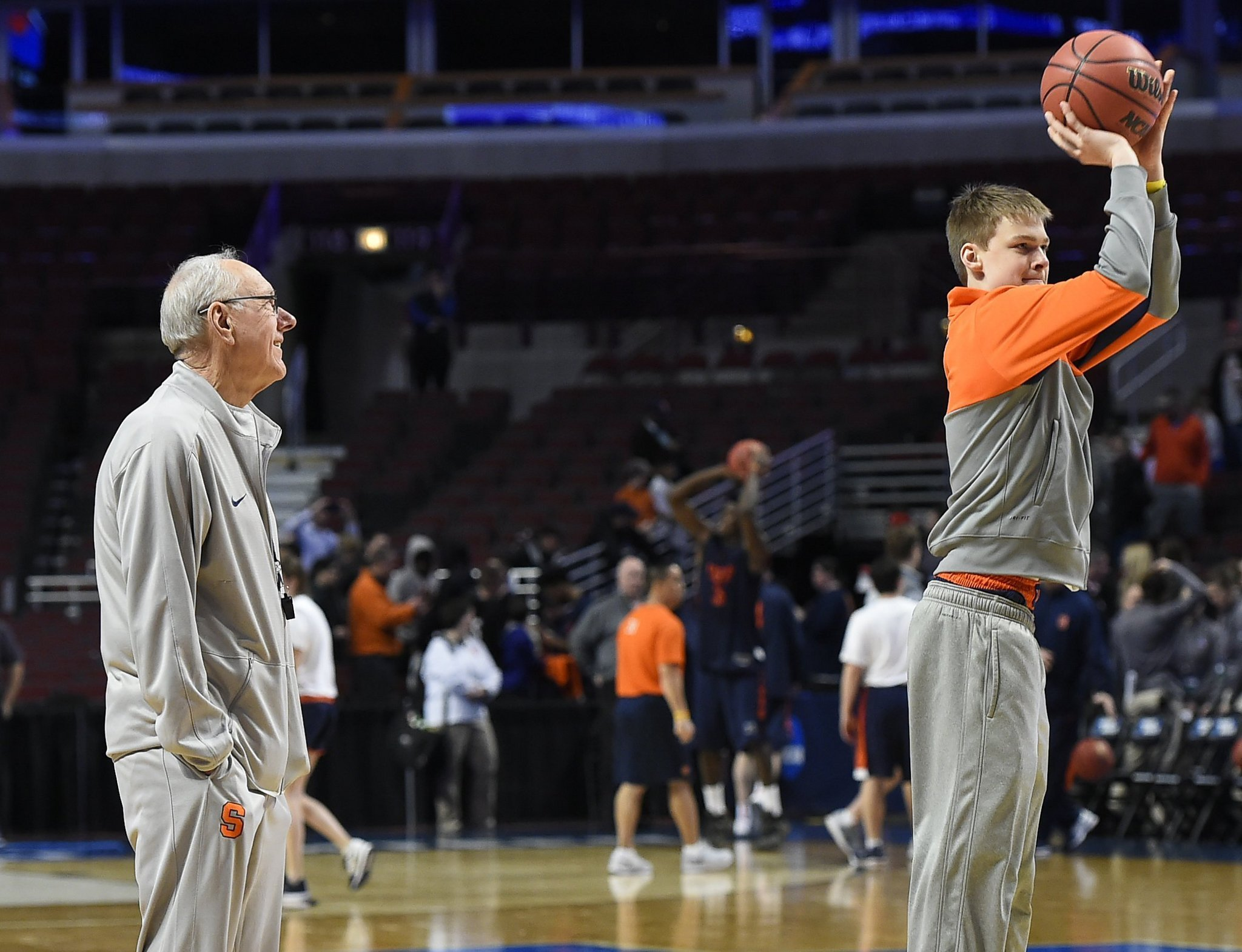 Jim Boeheim On His Kids College Basketball Recruiting I Don T Get