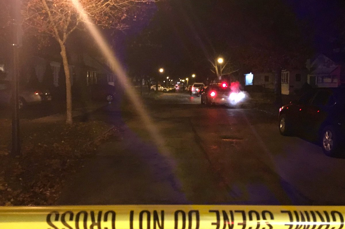 Naked woman mauled by a pit bull in Rochester, New York