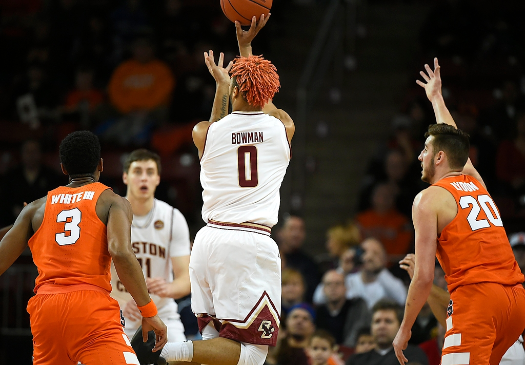 Boston College snaps 20-game ACC losing streak