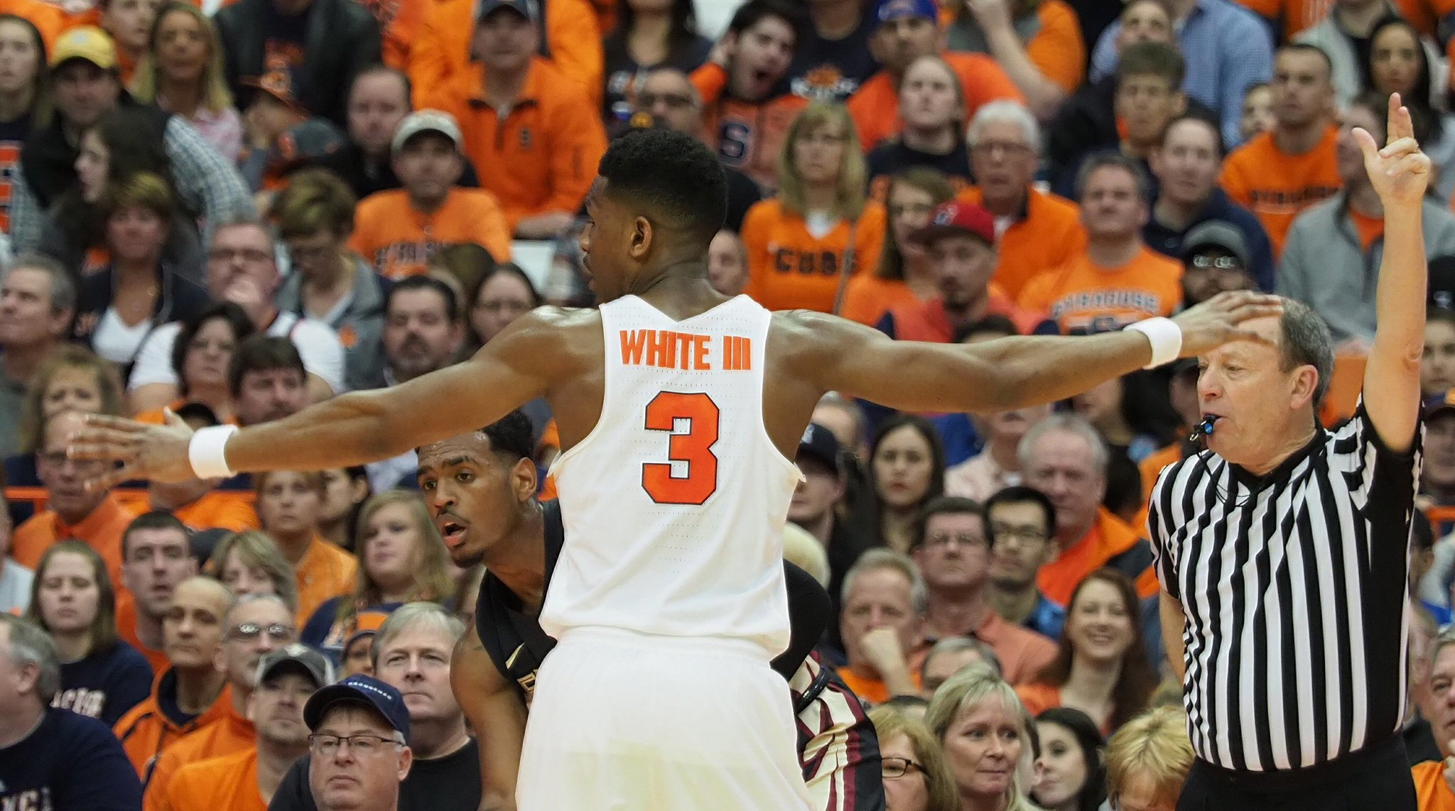 Syracuses andrew white has learned being a one dimensional player doesnt work syracuse com - Syracuse s andrew white has learned being a one dimensional player doesn t work syracuse com