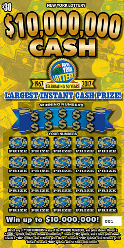 10m scratch off ticket how many grand prizes left after upstate ny 1270 v16lottery sciox Image collections