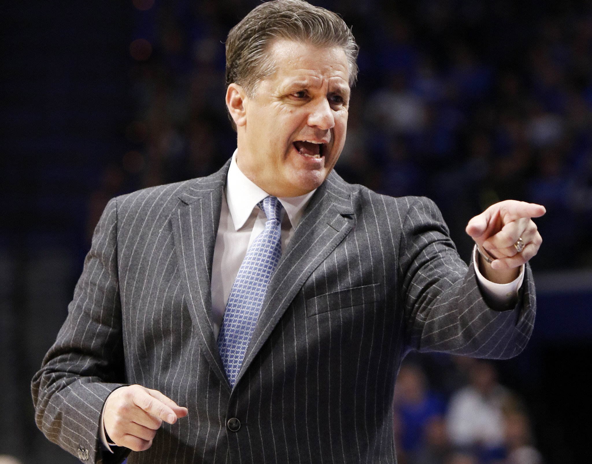 John Calipari: Which College Basketball Programs Make The Most Money