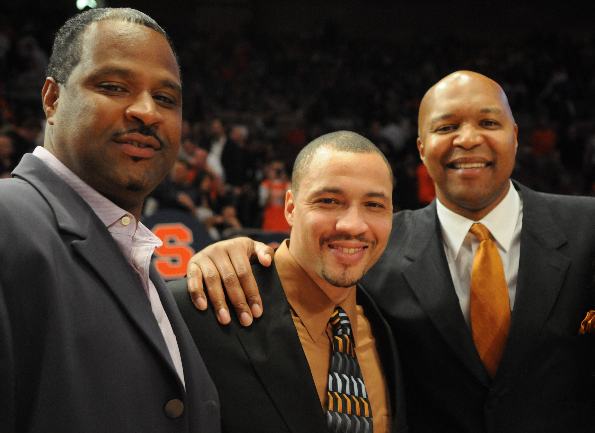 Syracuse basketball legends to play in CBT Celebrity Classic game