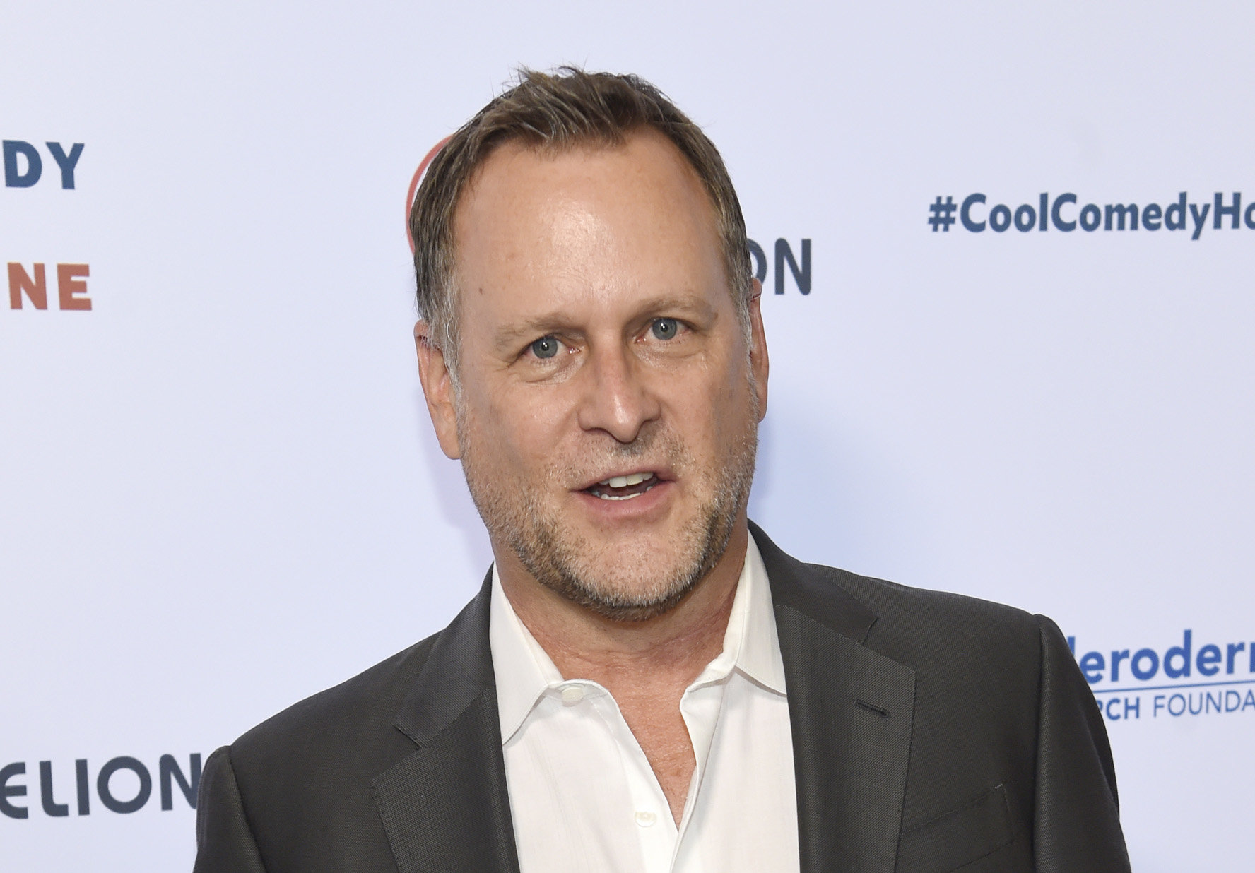 cut it out full house star dave coulier makes surprise visit to