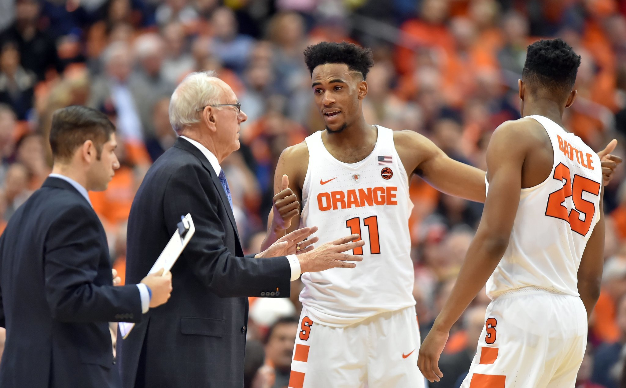 Syracuse basketball vs. No. 2 Kansas: 10 things to watch for ...