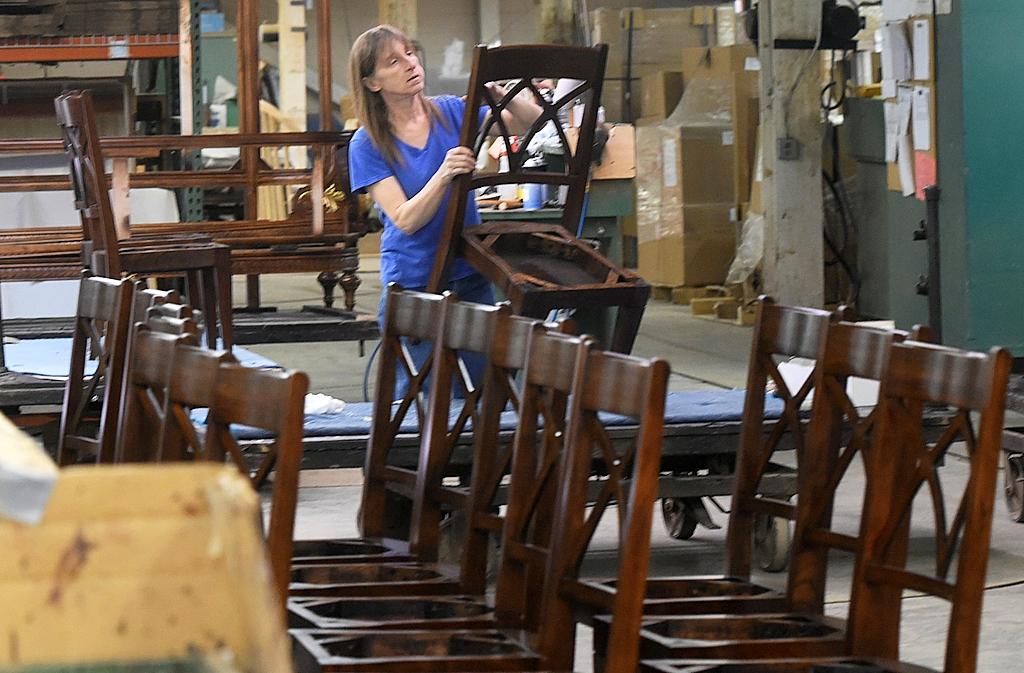 Harden Furniture Factory Sale