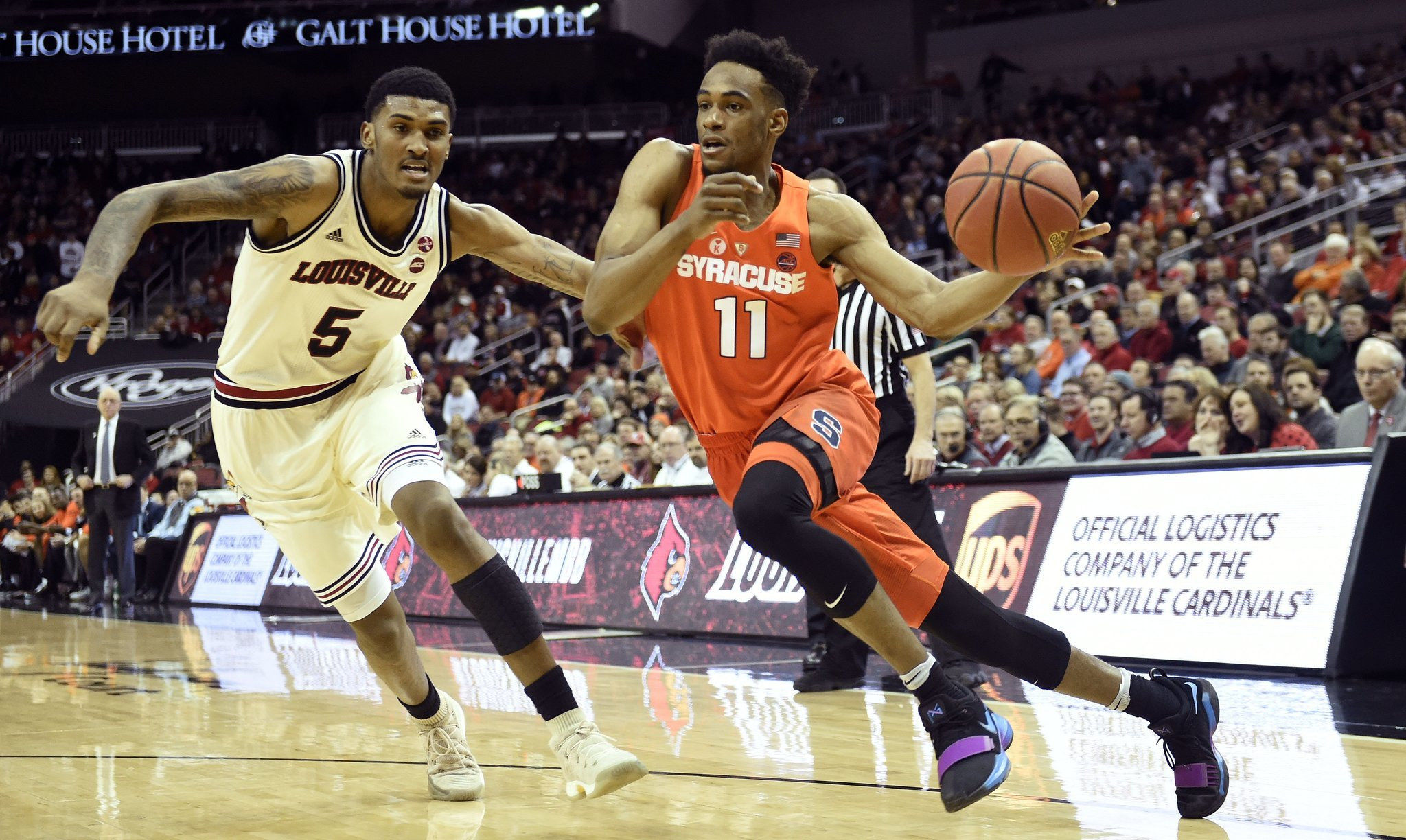 Bubble Watch How Syracuse Basketball Played 1 Game And Got 2