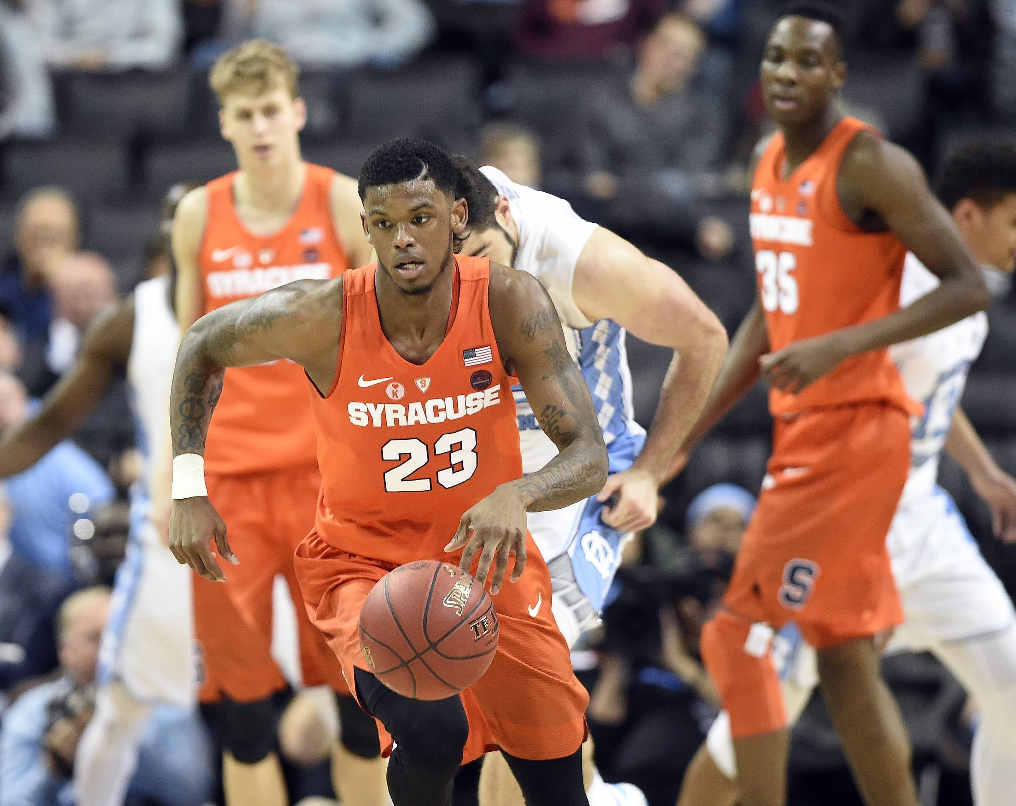 A primer as Syracuse basketball heads to NCAA Tournament