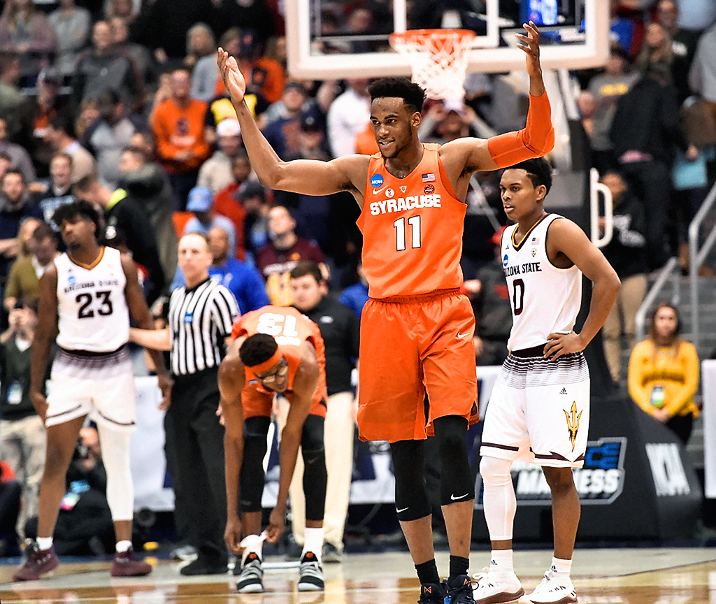 Syracuse vs. TCU - 3/16/18 College Basketball Pick, Odds, and Prediction