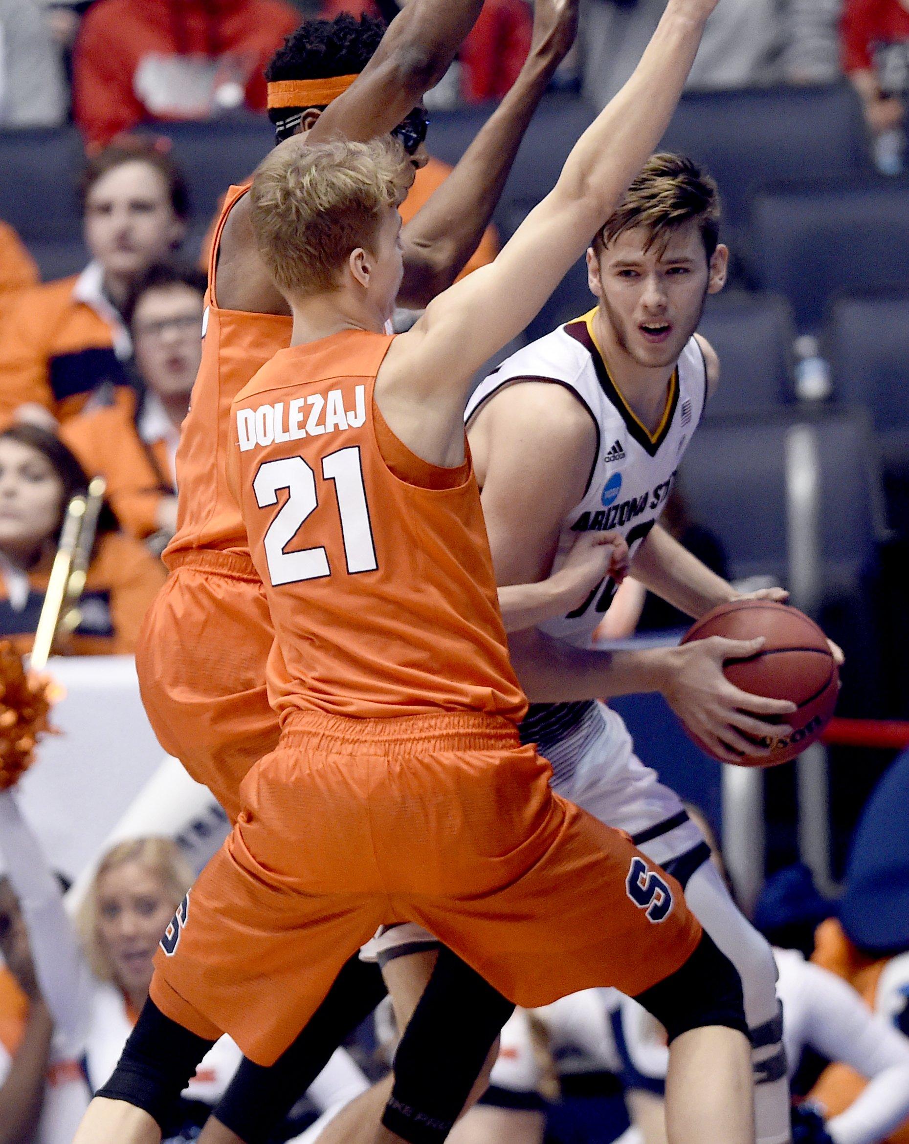 Syracuse Basketball S Magical Mystical Zone Defense In Ncaa