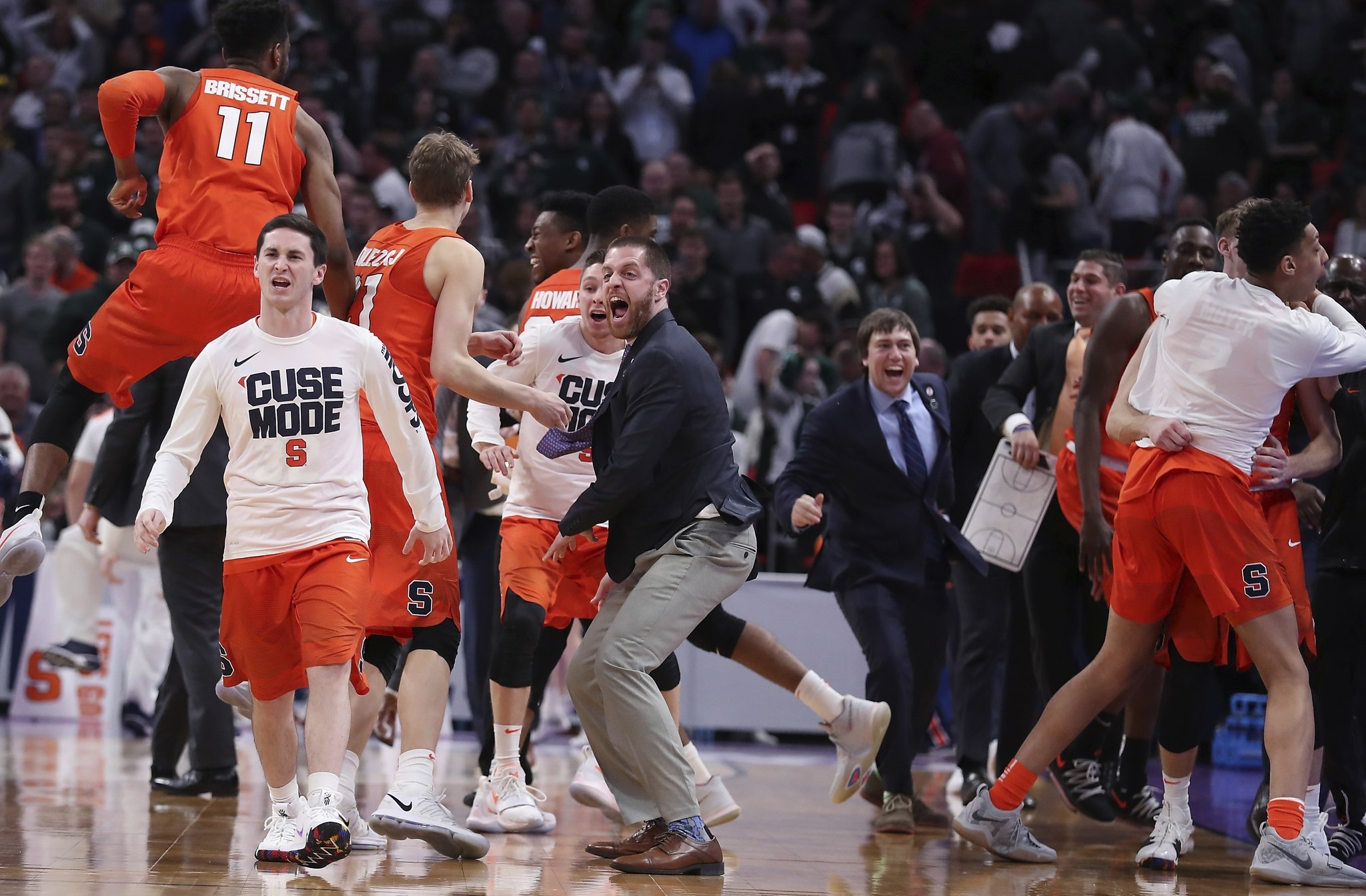 NCAA Tournament odds What are Syracuse s chances Still low even in Sweet 16