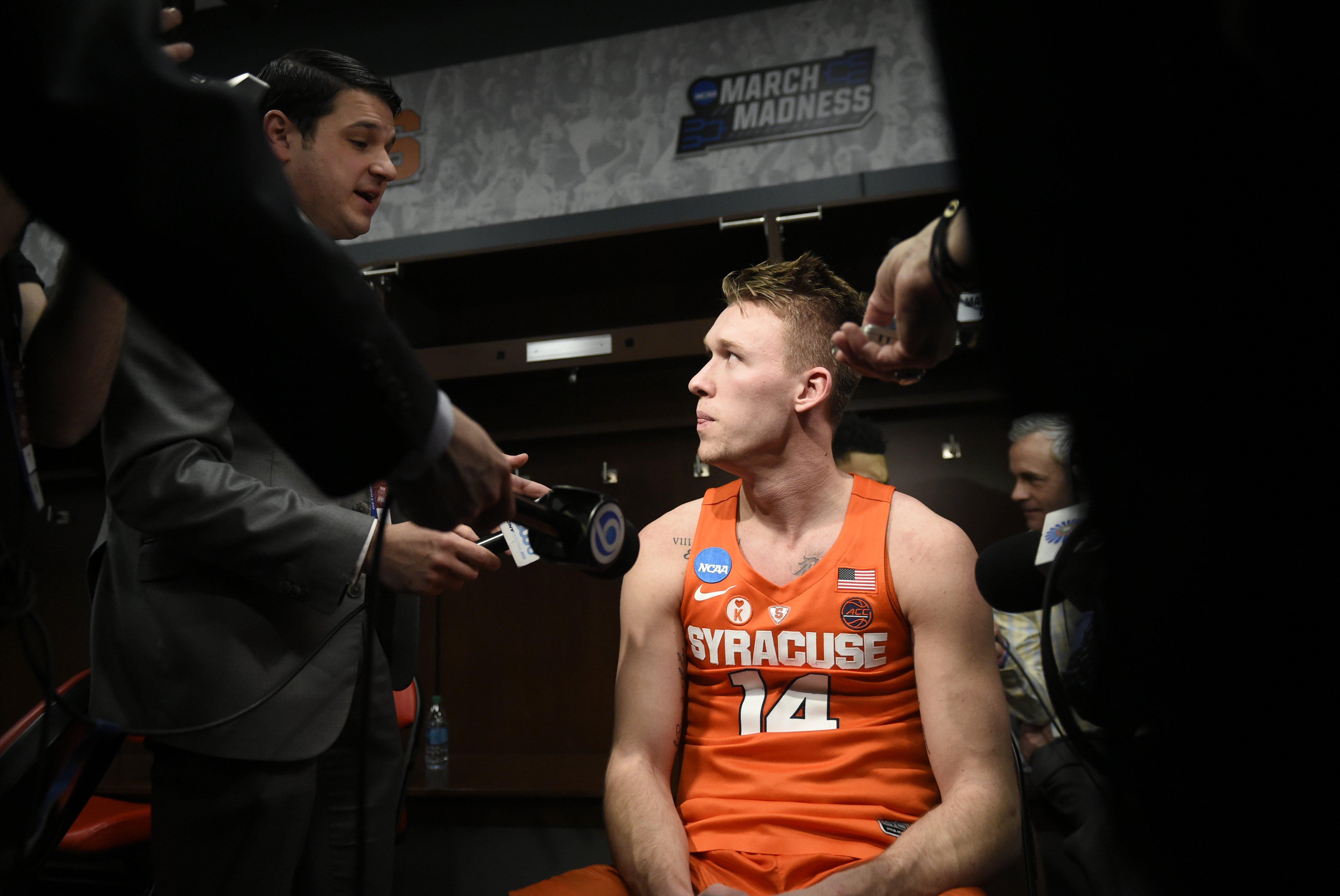 Braedon Bayer S Basketball Resume Good Student Capable Ballplayer