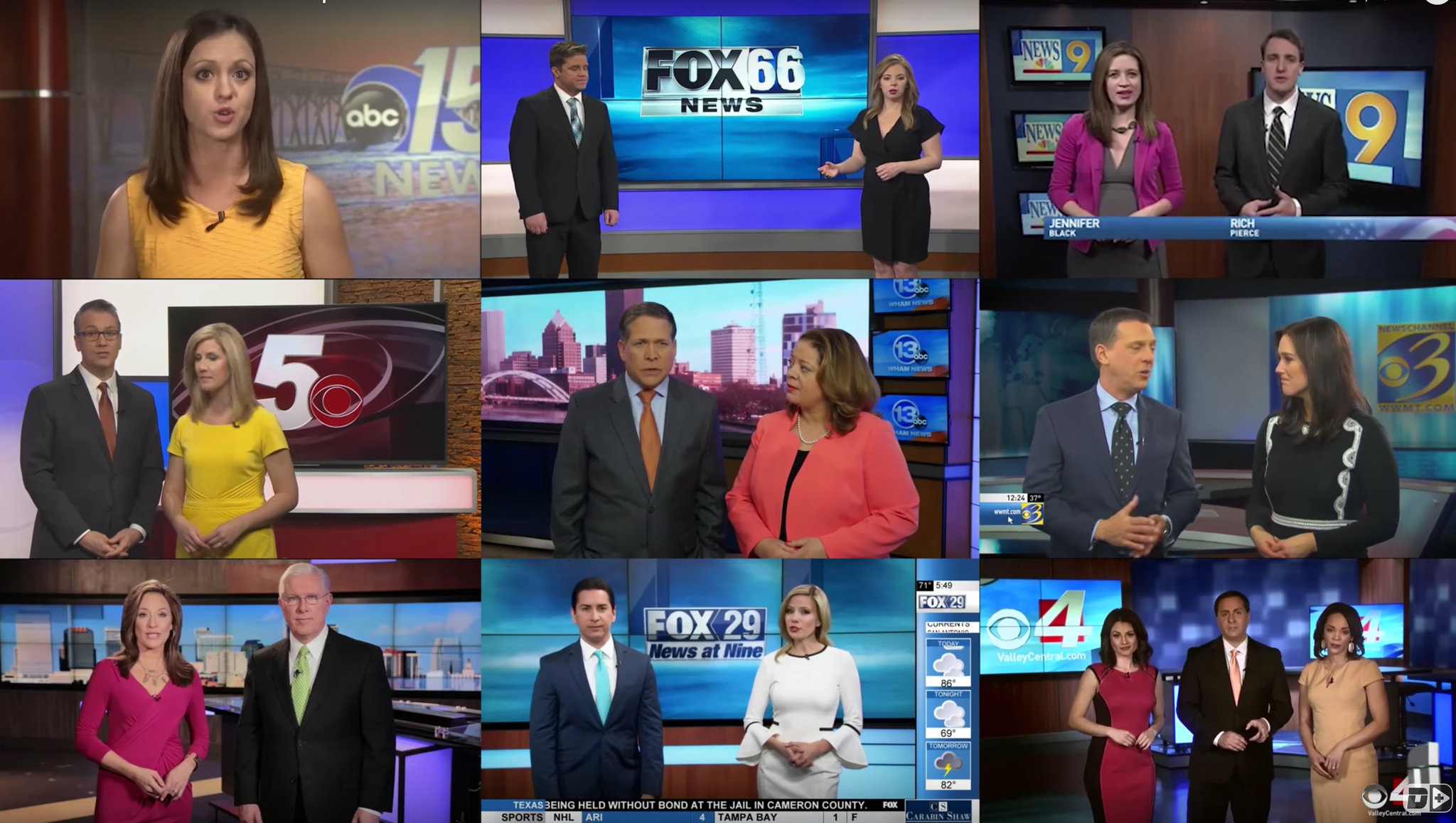 Senators Ask Fcc To Investigate Sinclair Is Cny Central Owner Distorting News