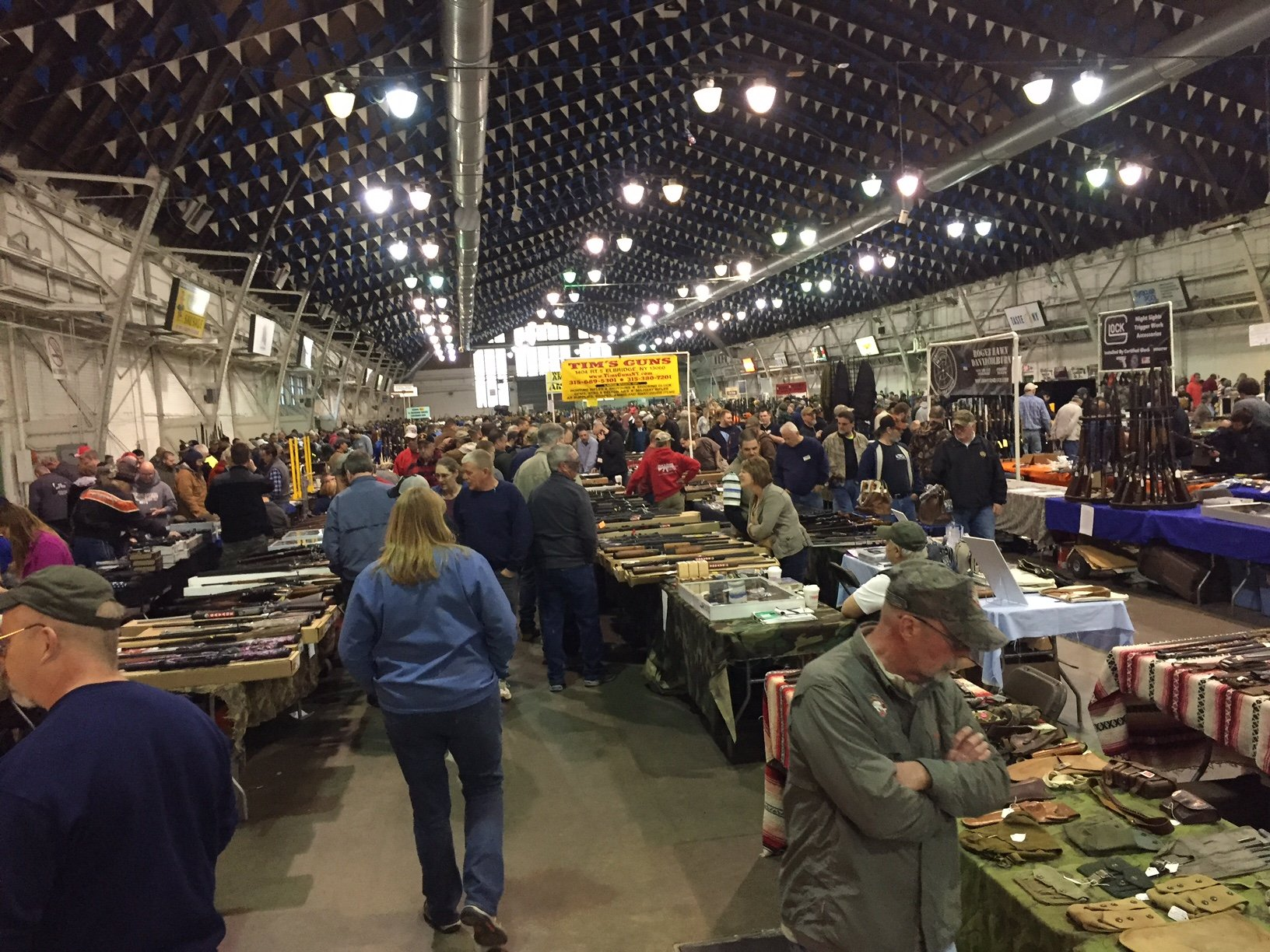 Syracuse Gun Show Offering More Than 800 Exhibits And