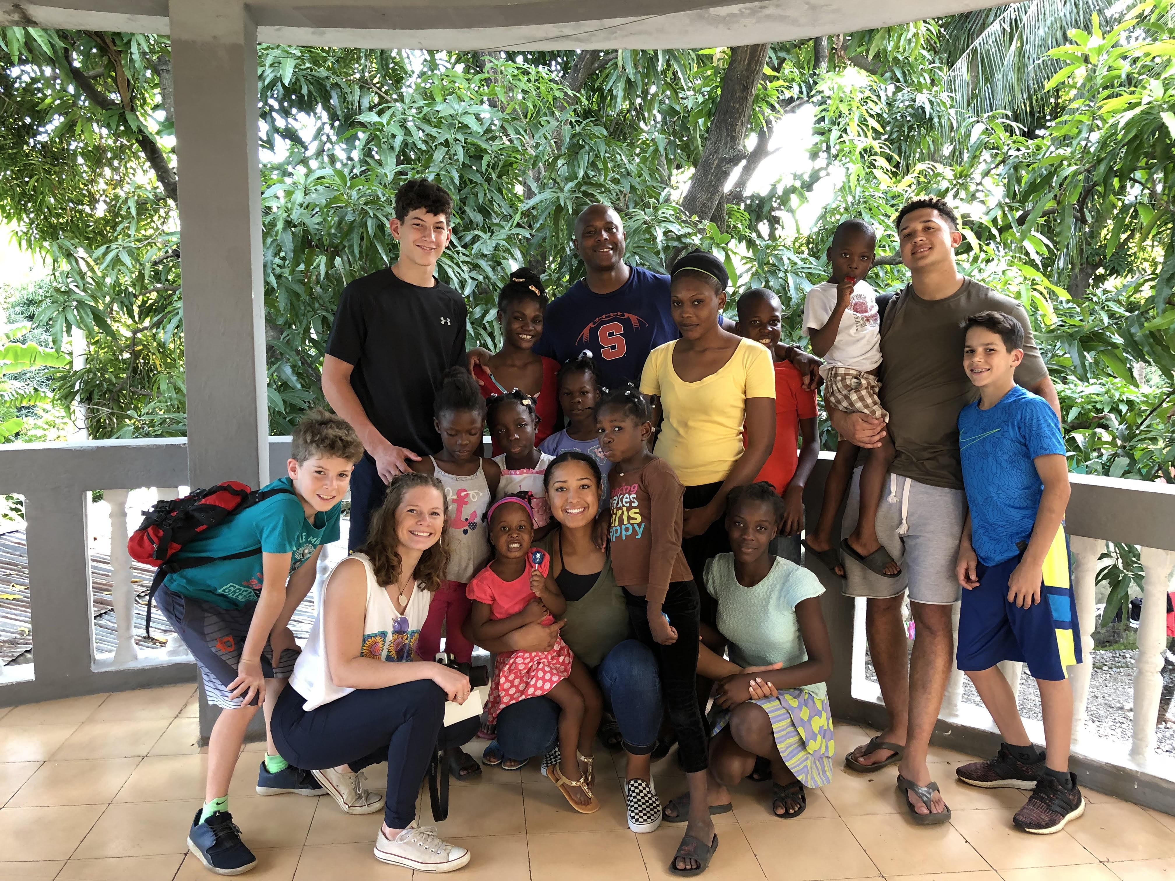 Volunteering In Haiti Was Eye Opening For Syracuse Football Lb Kielan