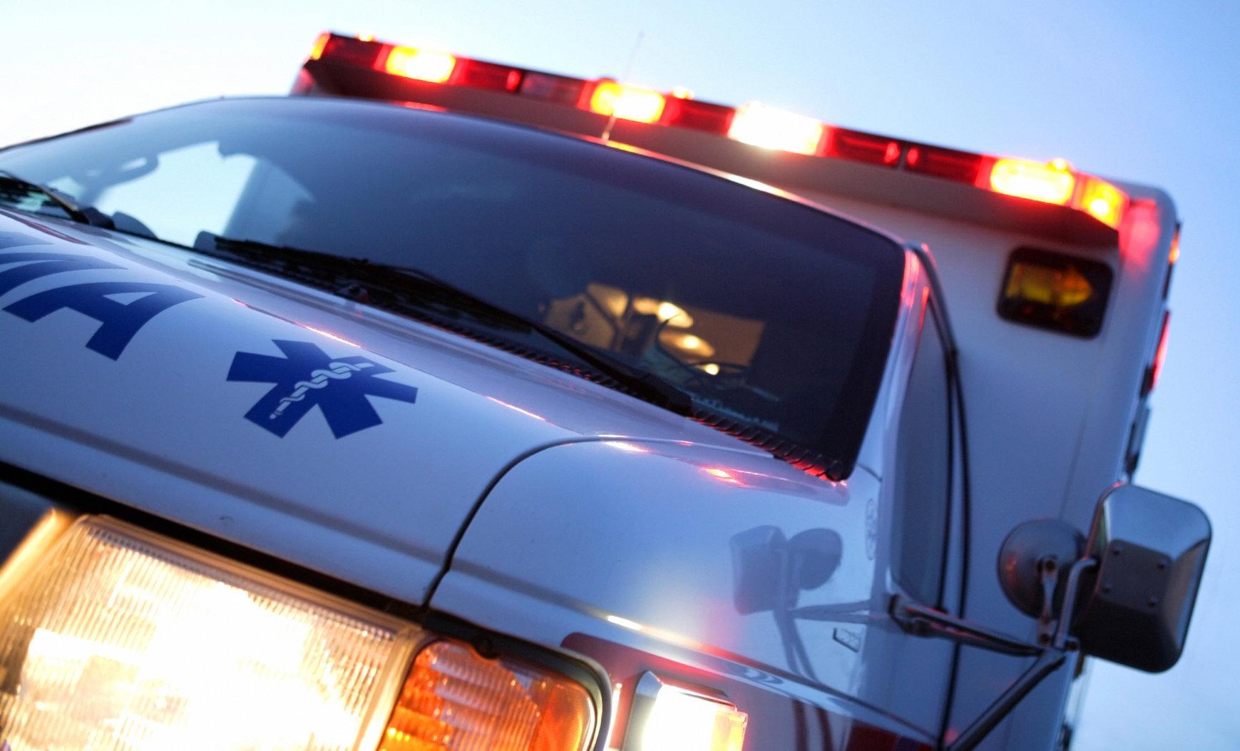 16-year-old boy dies after car crashes, flips in Wayne