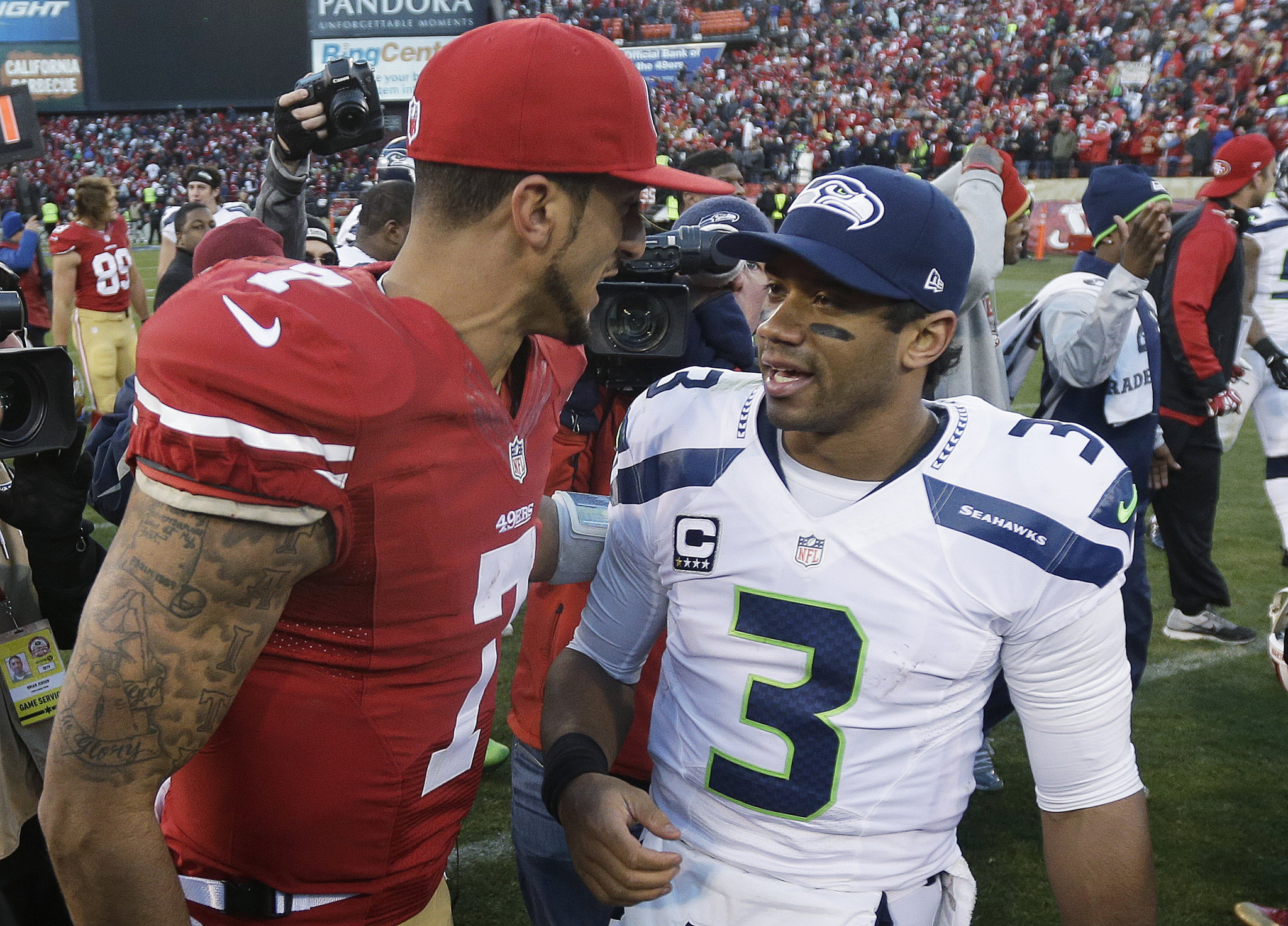 NFL championship games 2014: What to watch