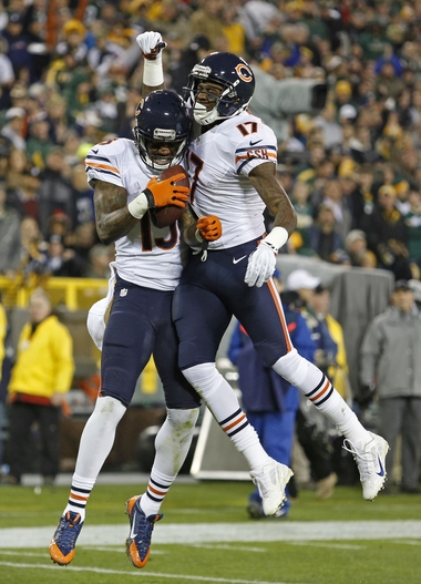 Brandon Marshall, Alshon Jeffery