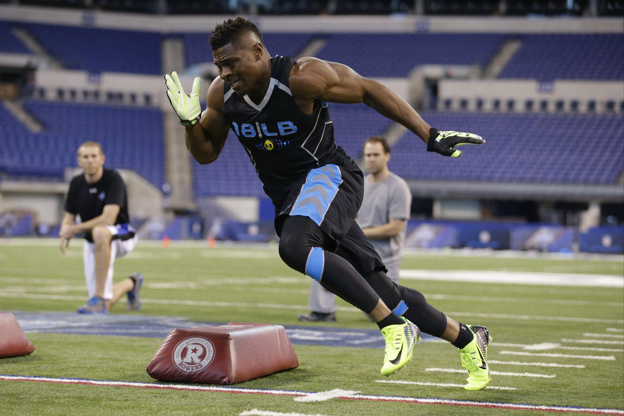 NFL Draft 2014: Khalil Mack and Tom Savage rising, plus more ne…