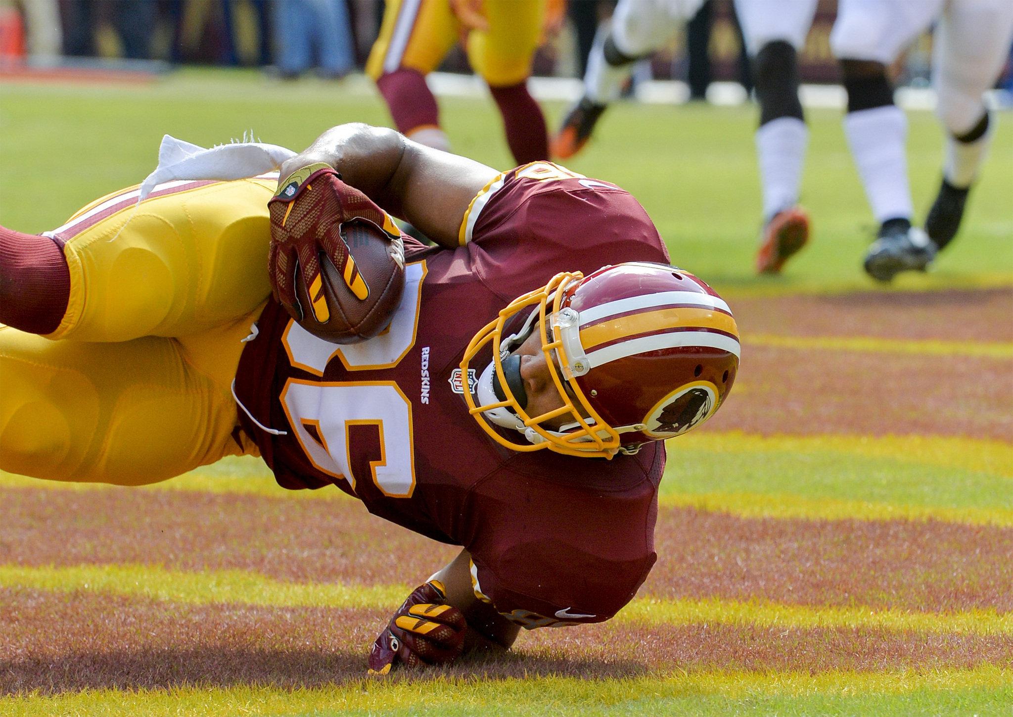 Does it matter if Redskins Jordan Reed plays vs Eagles