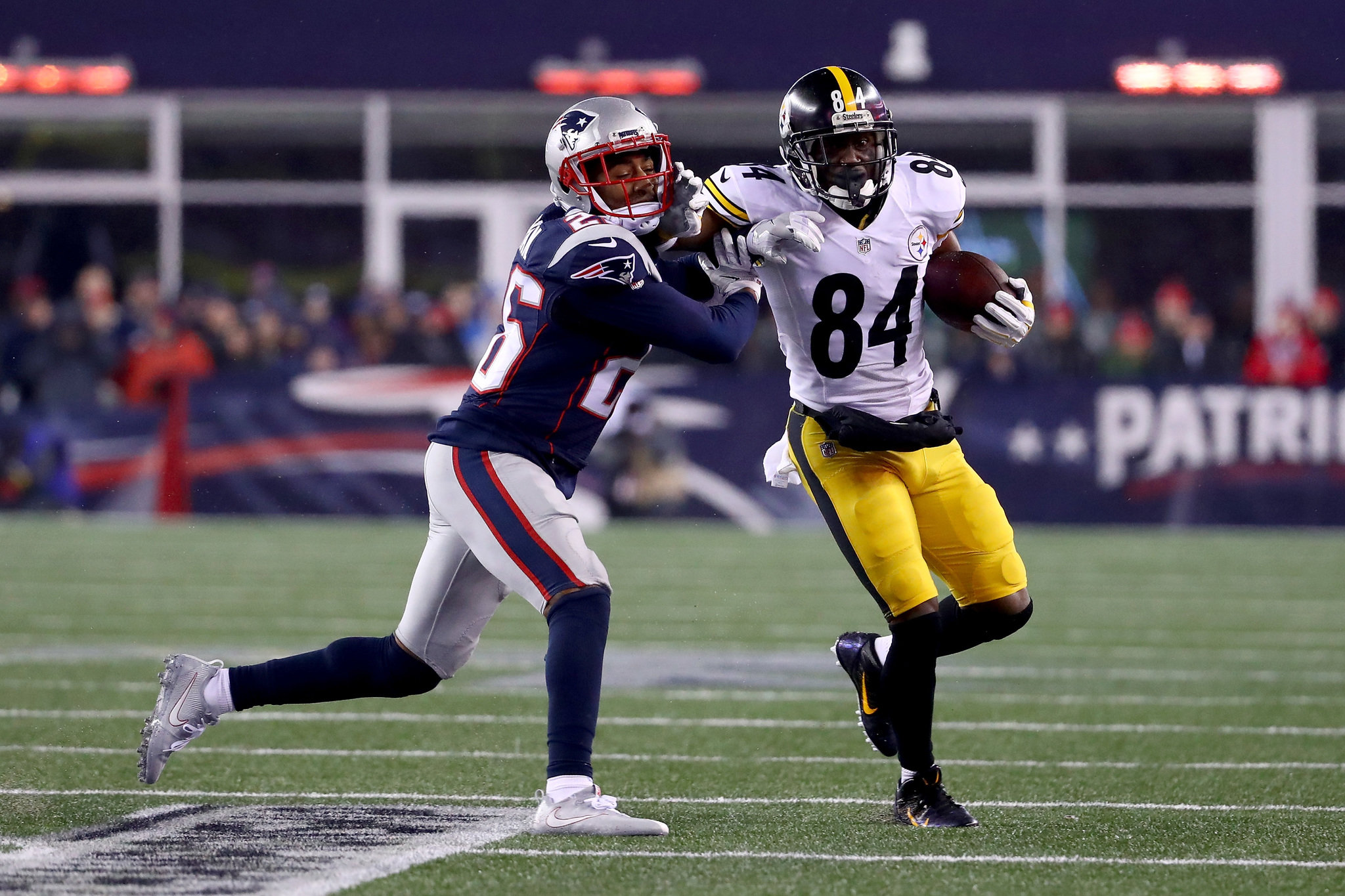 Would Steelers trade WR Antonio Brown to the Eagles