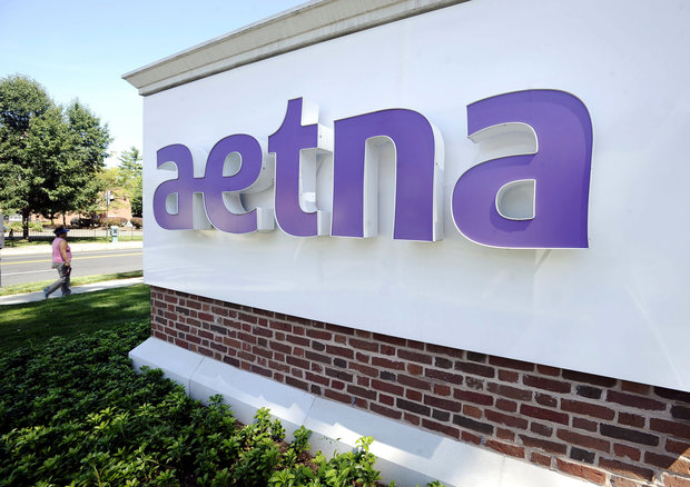 Aetna CEO Mark Bertolini had some strong words to say about Obamacare on Wednesday. (Jessica Hill / AP)