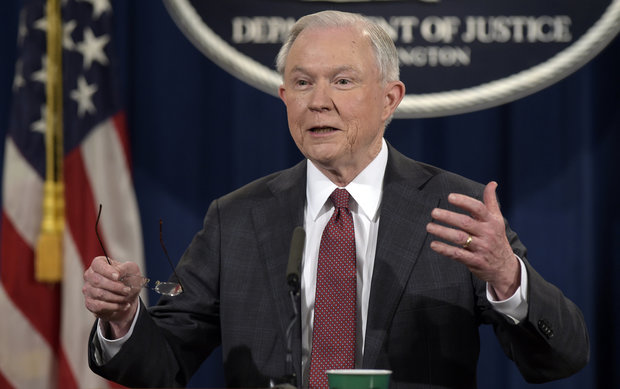 Sessions seeks to speed deportation of federal inmates