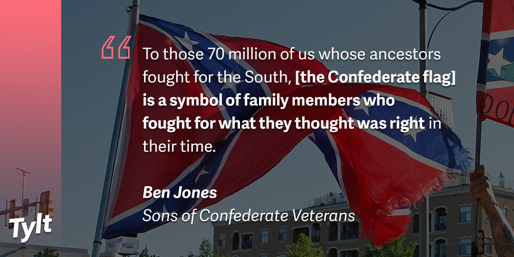 Should The Confederate Flag Be Banned From Public Schools Al
