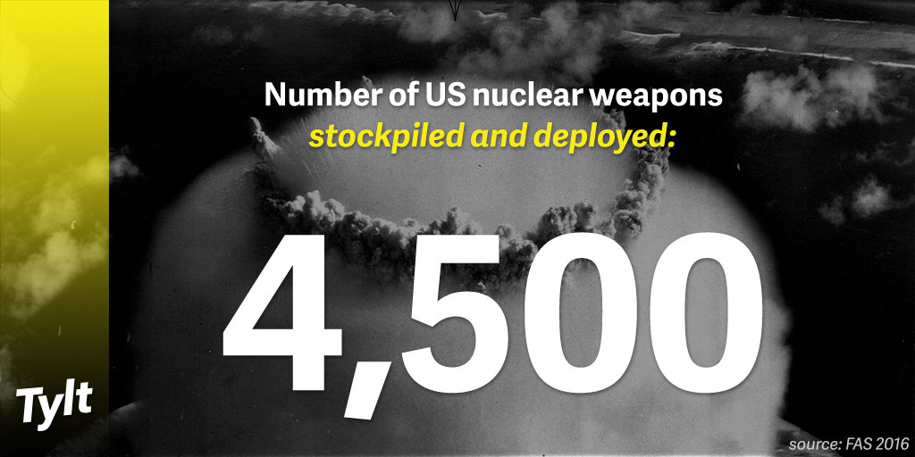 should nuclear weapons be destroyed In nuclear weapons can 1 nuke destroy the world no, 1 single nuke cannot destroy the world but it can still do serious damage, cause huge destructions and can also kill over 3 million people 12.