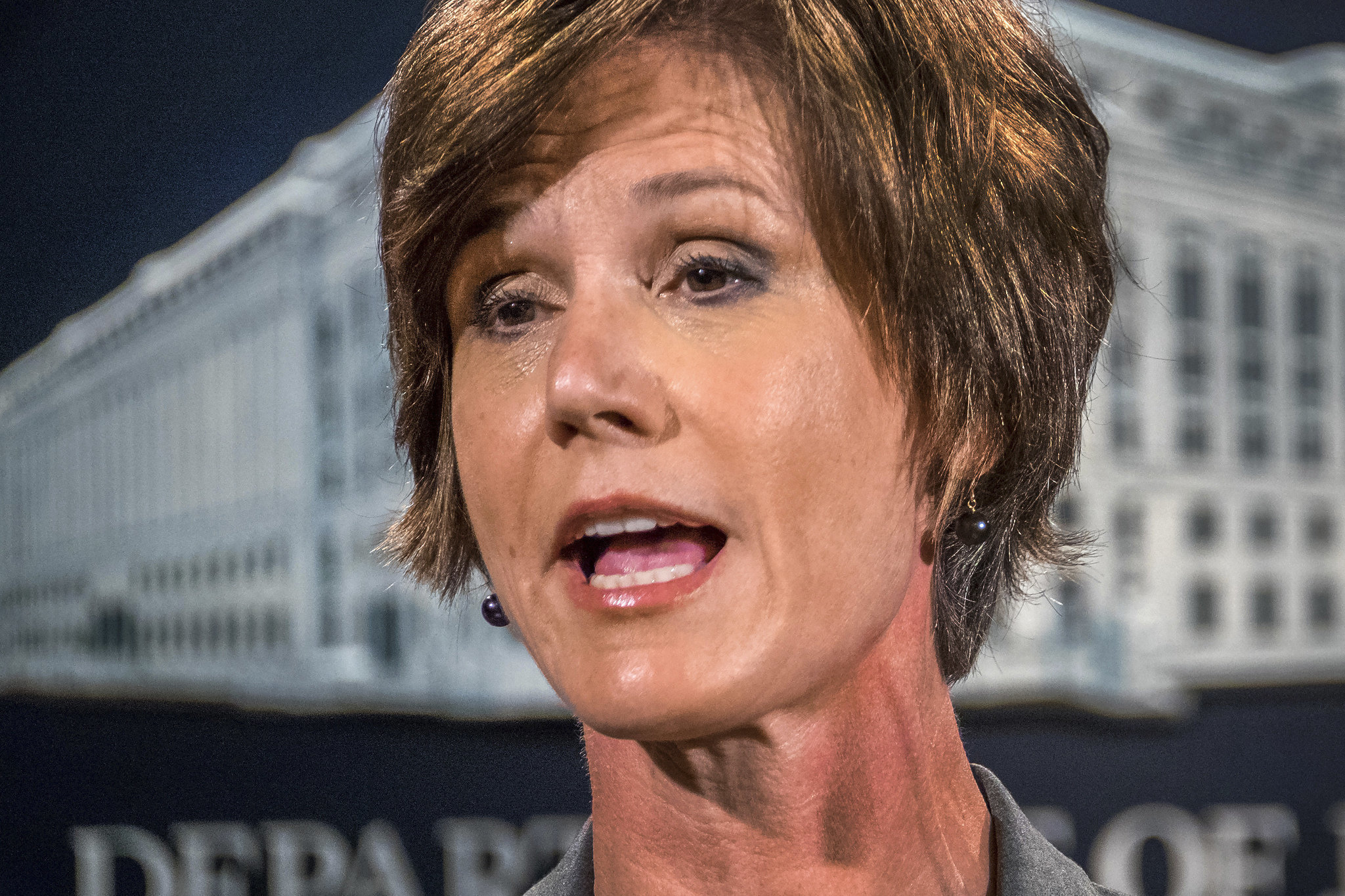 Trump fires acting Attorney General who defied him on immigration