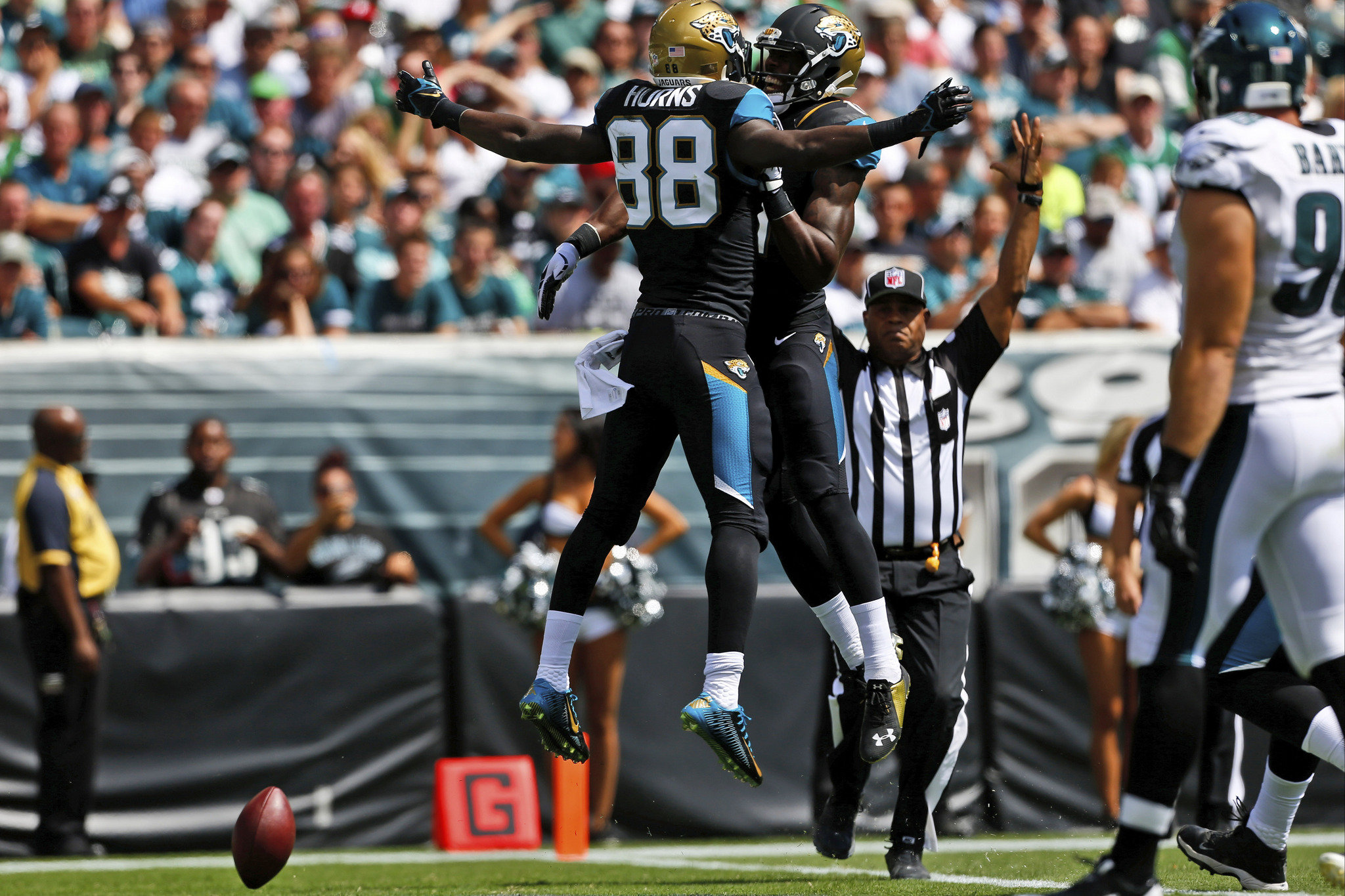 Fantasy football waiver wire: Is Jacksonville Jaguars WR Allen Hurns ...