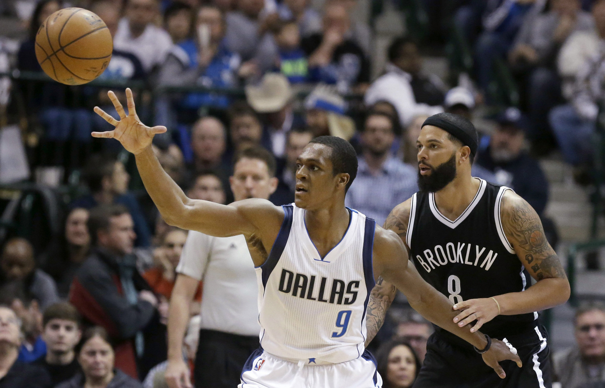 NBA Free Agency rumors: Deron Williams talking buyout with Nets to join Dallas Mavericks?