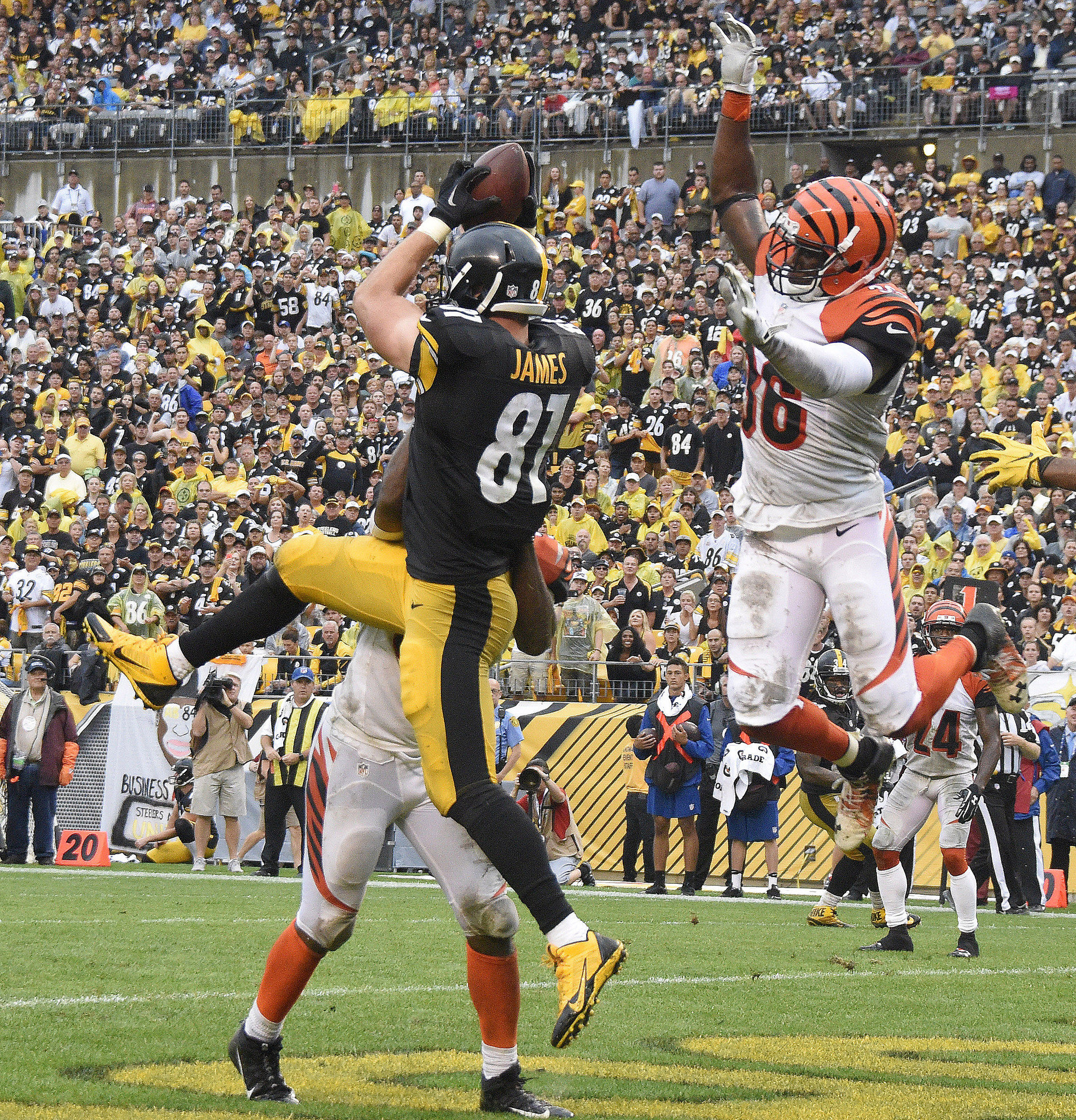 Former Ragin' Cajuns TE LaDarius Green Released By Steelers