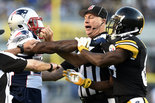 Pittsburgh Steelers Antonio Brown New England Patriots