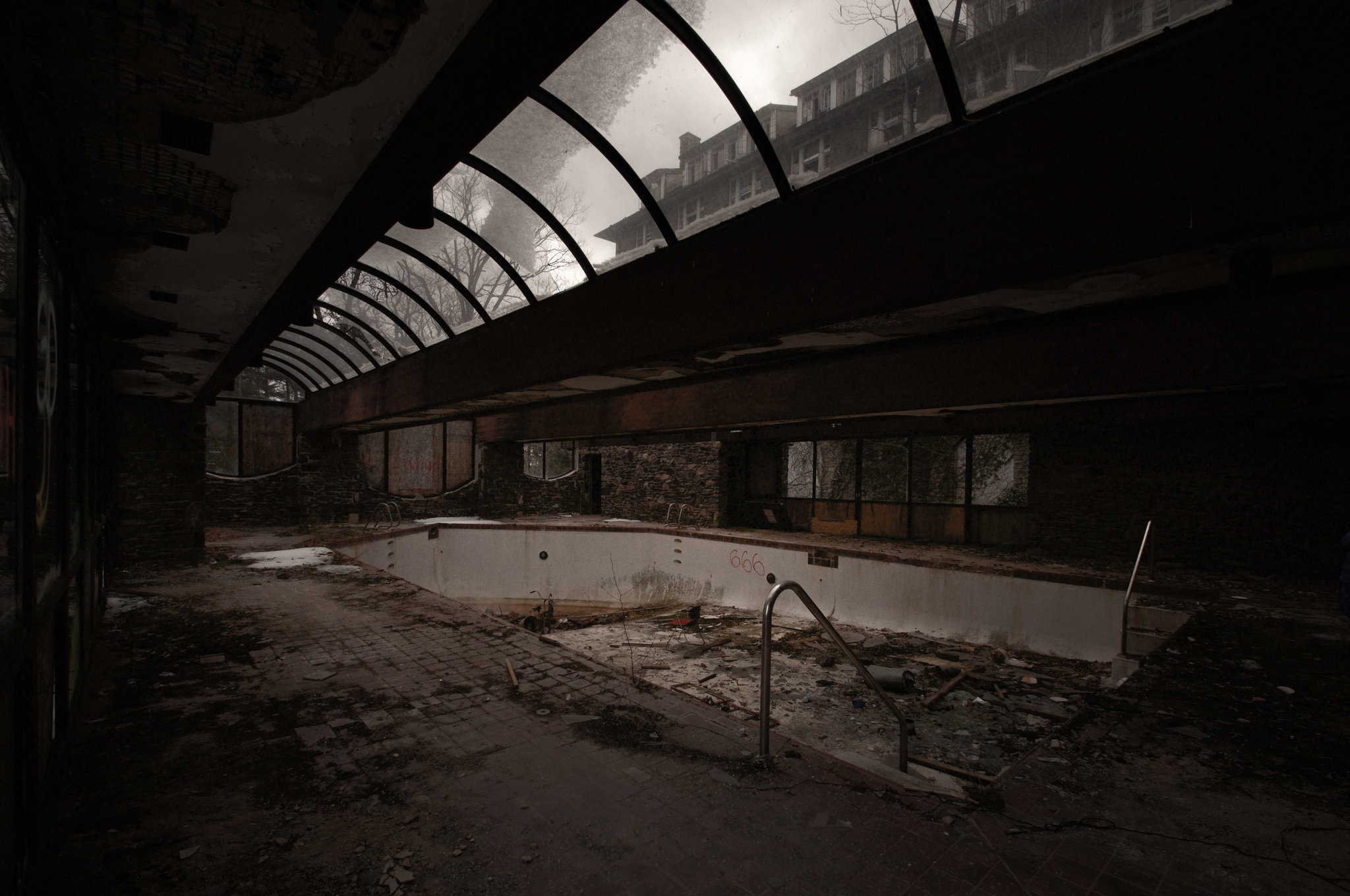 Where Did Our Love Go Abandoned Honeymoon Resorts Of The