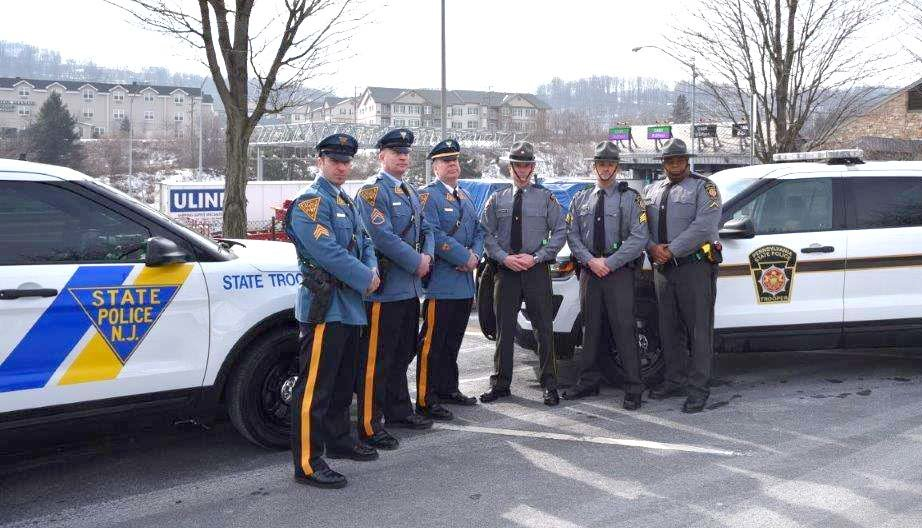 State Police In Pa NJ Double Down On Highway Patrols