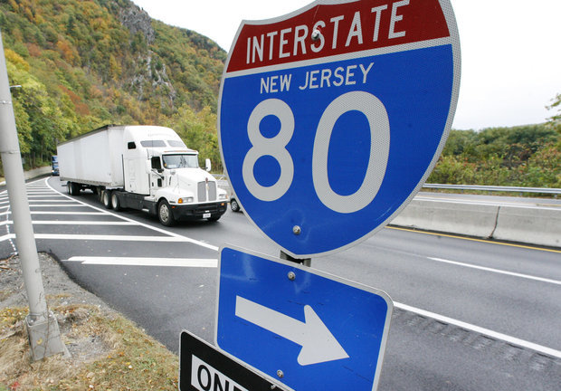 A Morris County man died after a single-vehicle crash Friday on I-80 in Warren County. (NJ Advance Media file photo)