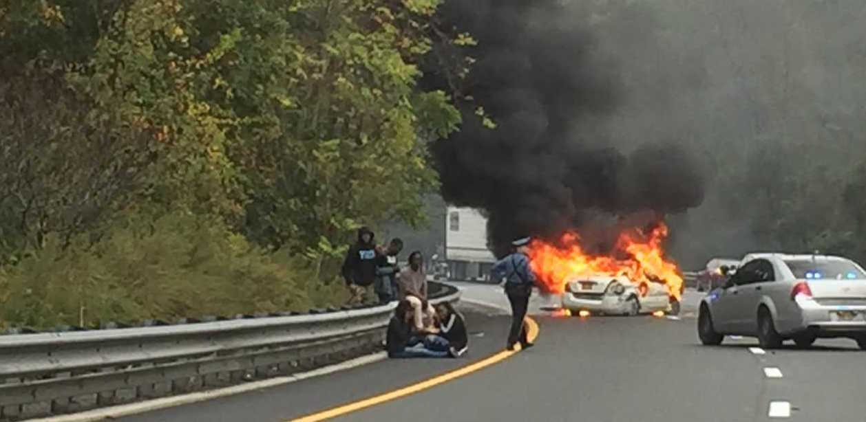 Union County Car Accident Rt