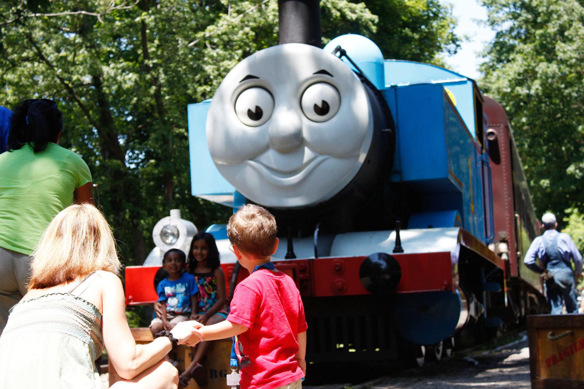 Thomas The Tank Engine Returning To Phillipsburg This Summer
