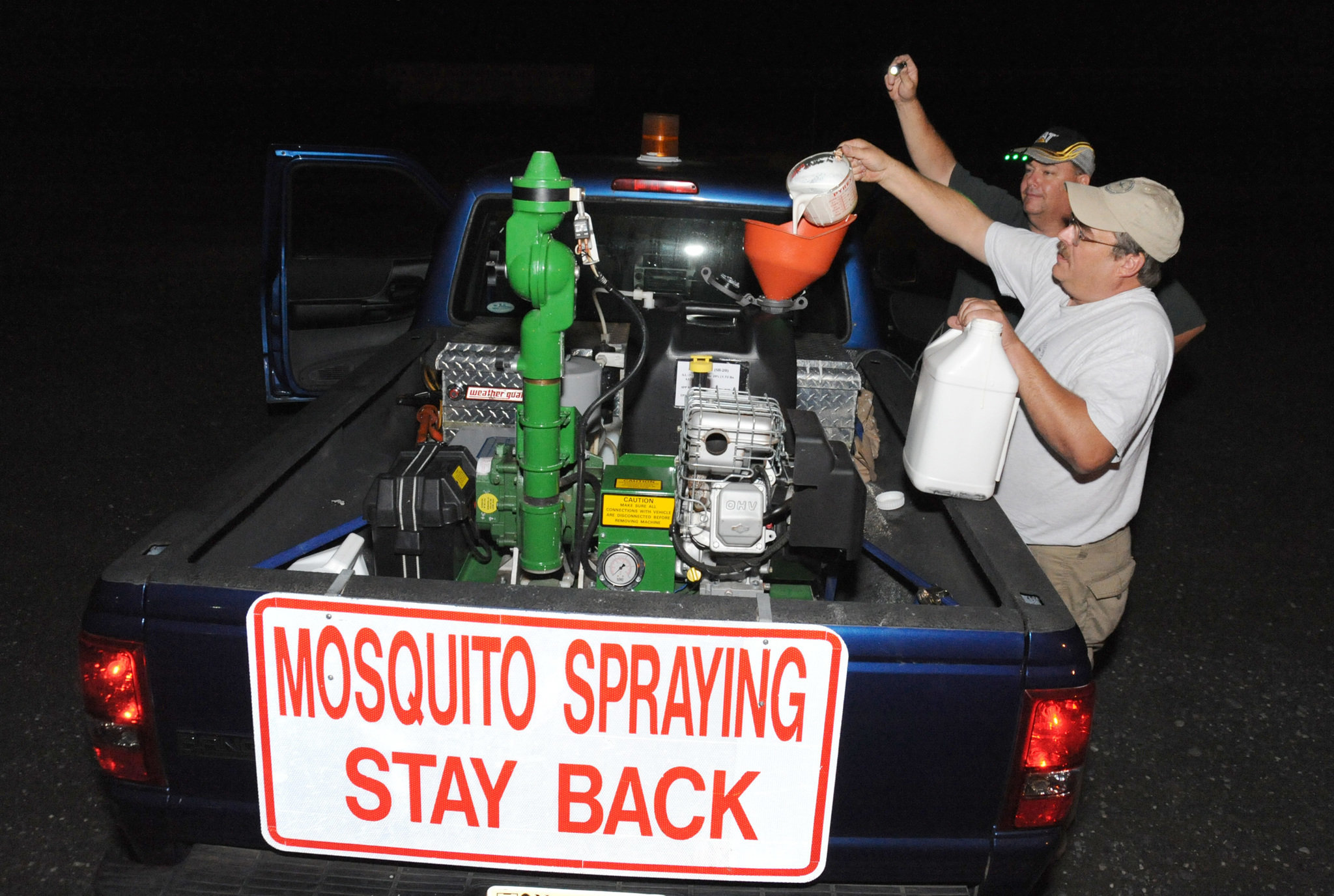 No Person In Warren County Has Ever Contracted West Nile