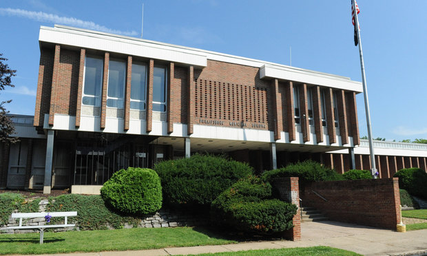 Pressure is mounting over when and where to move the Phillipsburg town offices after mold was found at the municipal building, 675 Corliss Ave. (Tim Wynkoop | lehighvalleylive.com file photo)